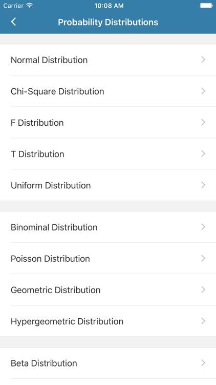 Smart Statistics screenshot-4