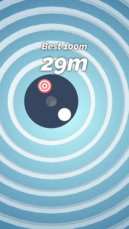 100m Perfect Trick Shot 3D screenshot-1