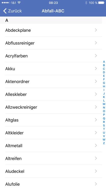 AbfallApp Myk screenshot-4