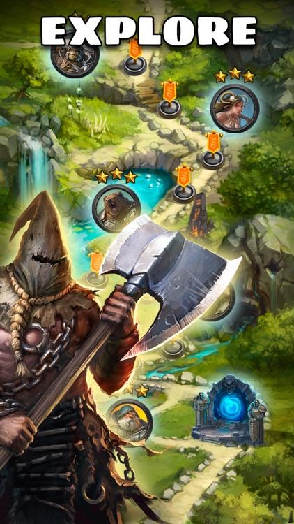 Card Heroes: Fantasy CCG Duel screenshot-4