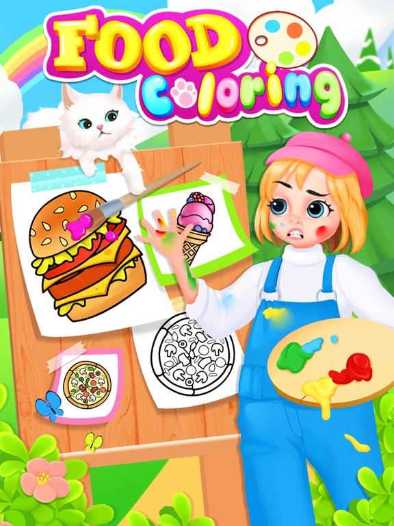 Food Coloring - Sweet Desserts | App Price Drops