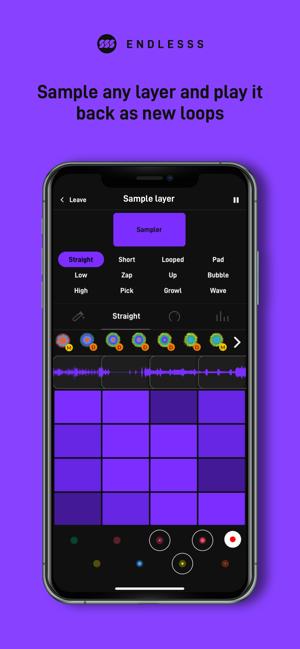 Endlesss - Multiplayer Music Screenshot