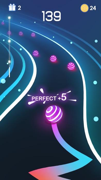 Dancing Road: Color Ball Run! screenshot 3