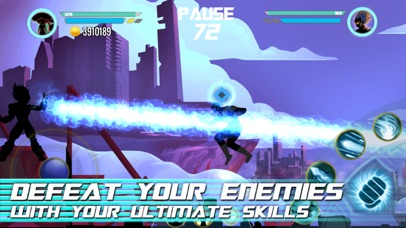 Shadow Fight Battle Warriors 2 - by MOBIONE TELECOMMUNICATIONS