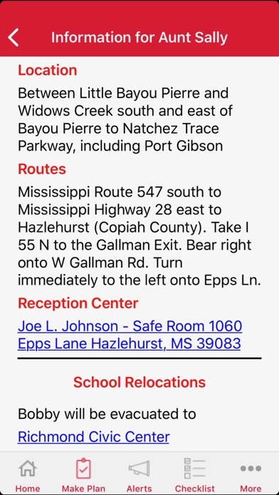 Grand Gulf Public Information screenshot #5