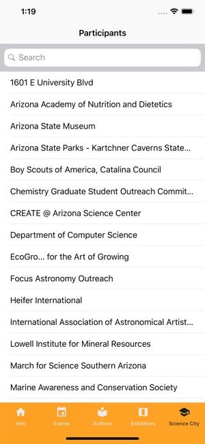 Tucson Festival of Books on the App Store