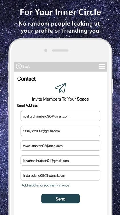 USpace Private Network