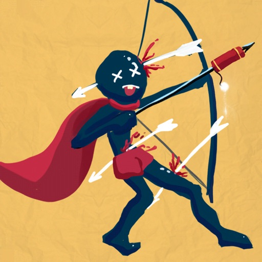 Stick Now: Stickman Bow Battle