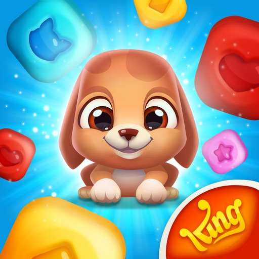 Pet Rescue Puzzle Saga app for ipad