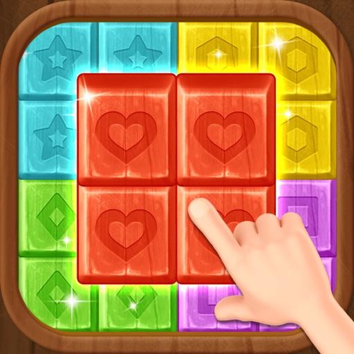 Wood Blast iOS App