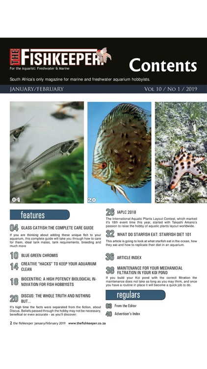 The Fishkeeper Magazine screenshot-0