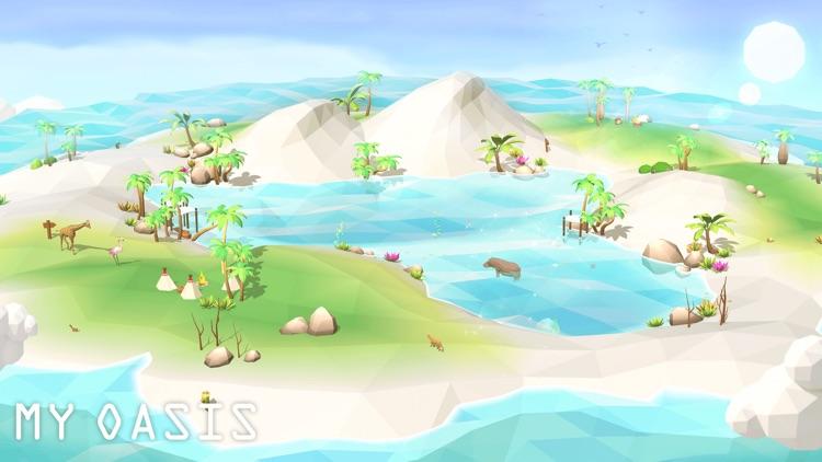 My Oasis :Calming and Relaxing screenshot-0