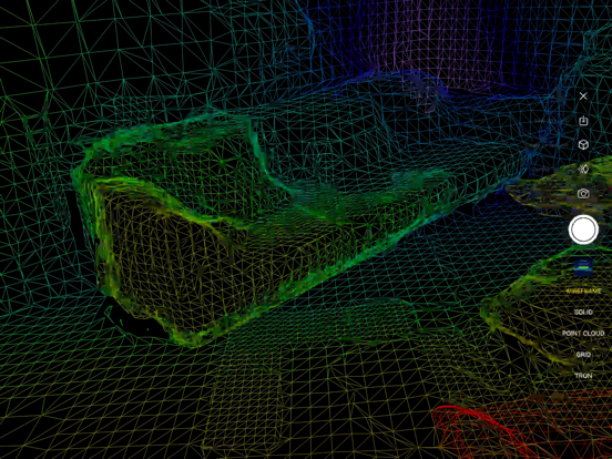 Lidar Camera screenshot 9