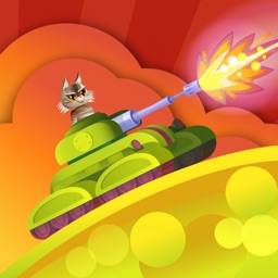 Tank games: Five stars worms