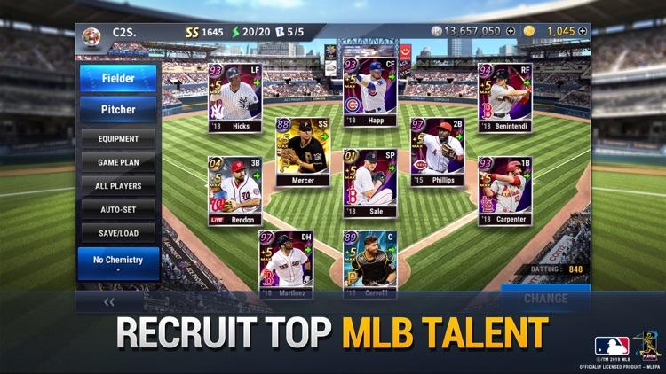 MLB 9 Innings GM screenshot-0
