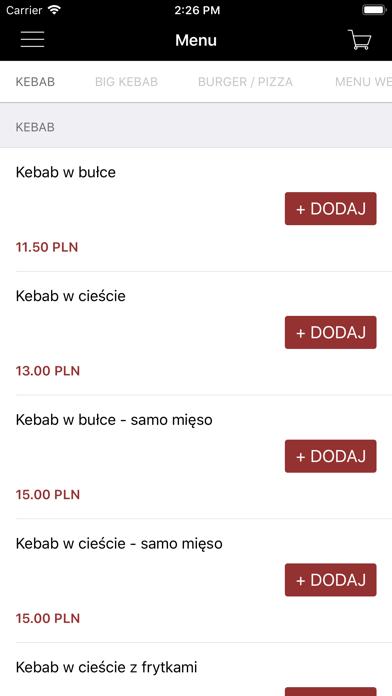 Nazar Kebab Żory screenshot 3