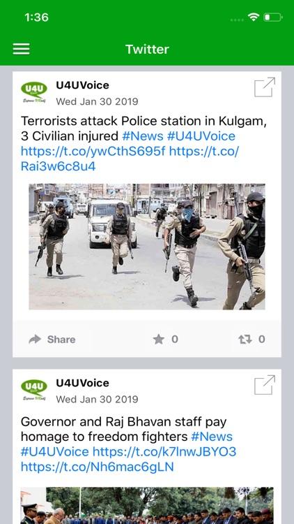U4U Voice screenshot-4