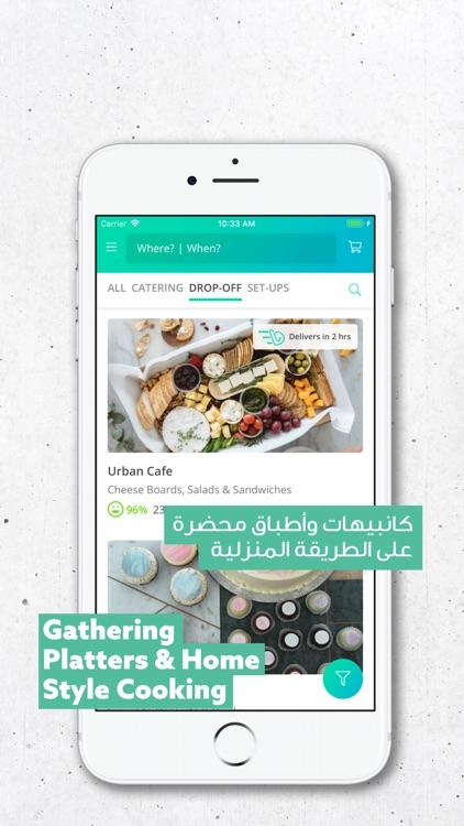 Bilbayt - Order Catering