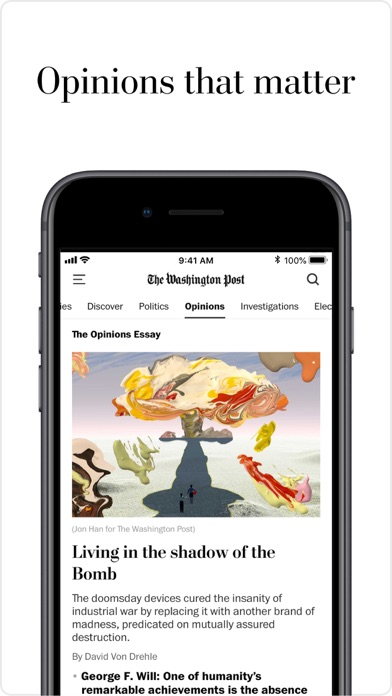 Washington Post screenshot1