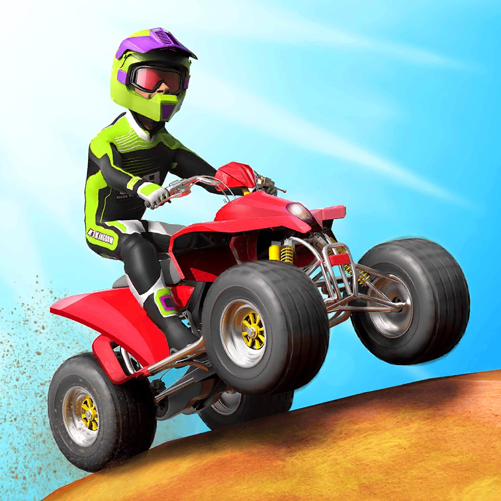 Quad Bike Racing Stunts hack