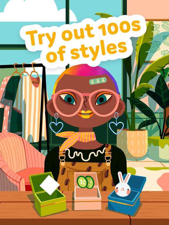 Toca Hair Salon 4 screenshot 9