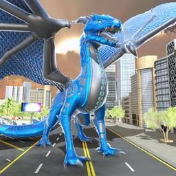 Electric Dragon Robot War
