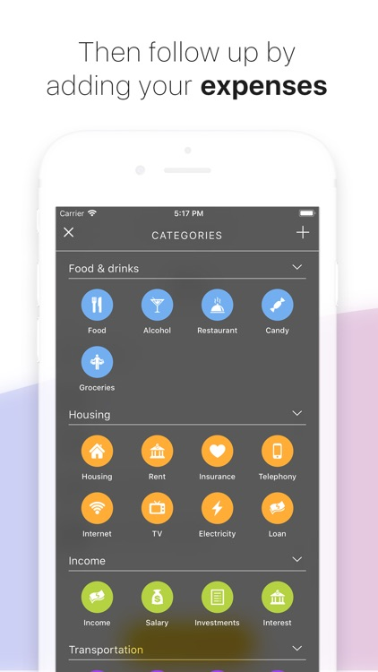Buddy - Easy Budgeting screenshot-3