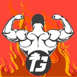 GT Gym Trainer workout log
