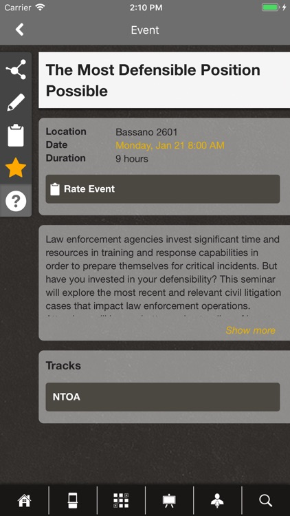 SHOT Show Mobile screenshot-2