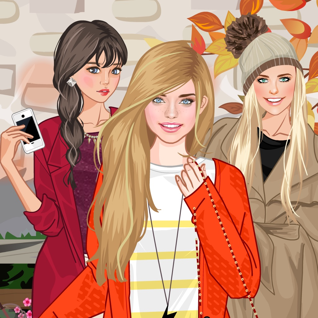 Autumn perfection dressup game hack