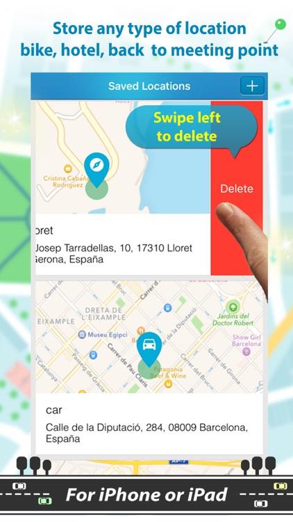 Find My Car with AR Tracker screenshot-7