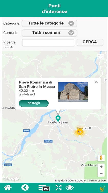 Navigare l'Appennino Centrale screenshot-3