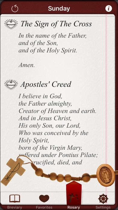 Breviary: Catholic PrayersScreenshot of 3