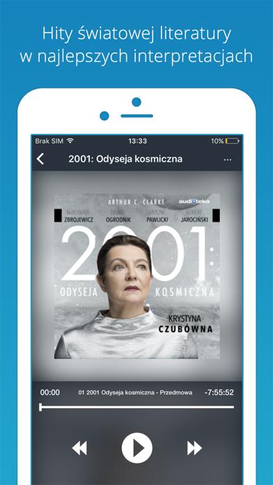 Audioteka - audiobooki Screenshot