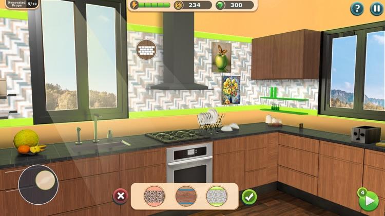 Home Design Scape Makeover screenshot-4