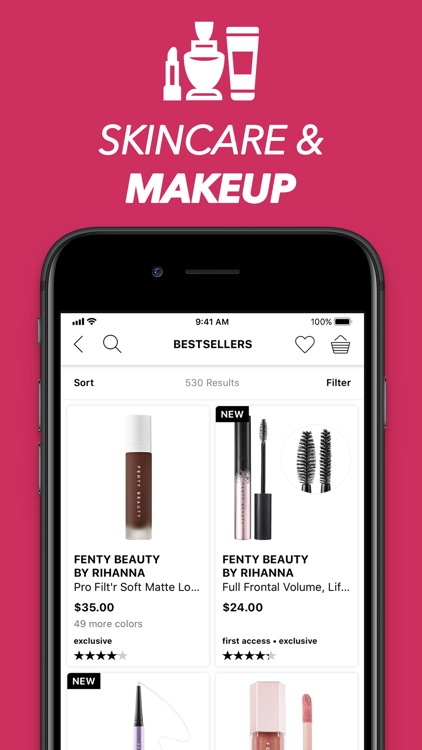 Sephora: Top Makeup & Skincare