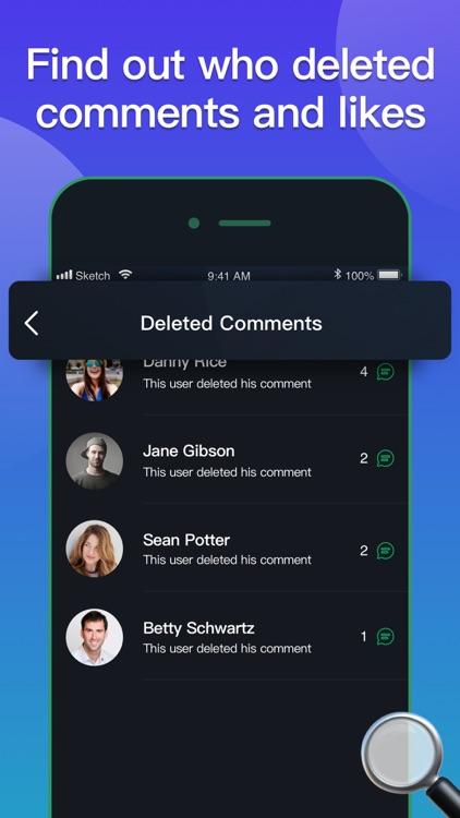 Followers - Tracker Insight screenshot-6