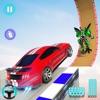 Car Stunt Robot Transform - iPhoneアプリ