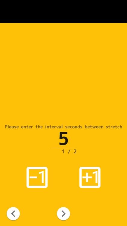 Easy Stretch Timer screenshot-5