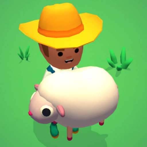 Sheep Idle 3D