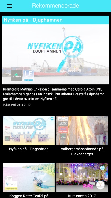 TV021 - Lokal-tv i Västerås