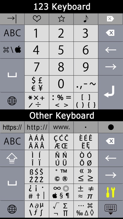 K4us Swedish Keyboard screenshot-1