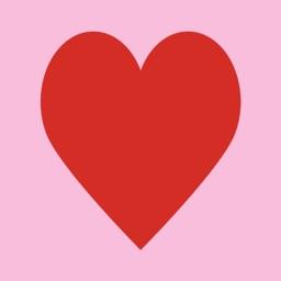 Happy Hearts Stickers