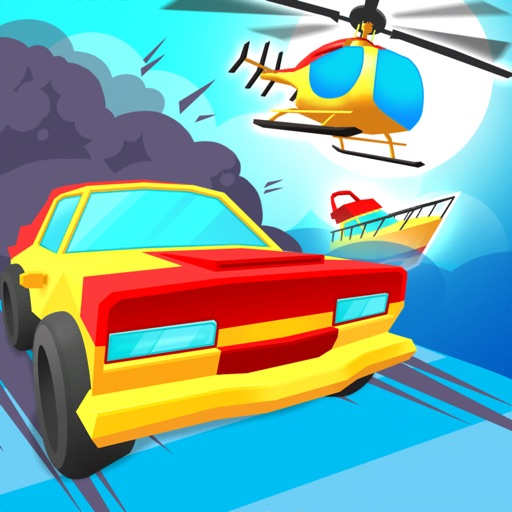 Shift Race: epic racer 3d game free software for iPhone and iPad