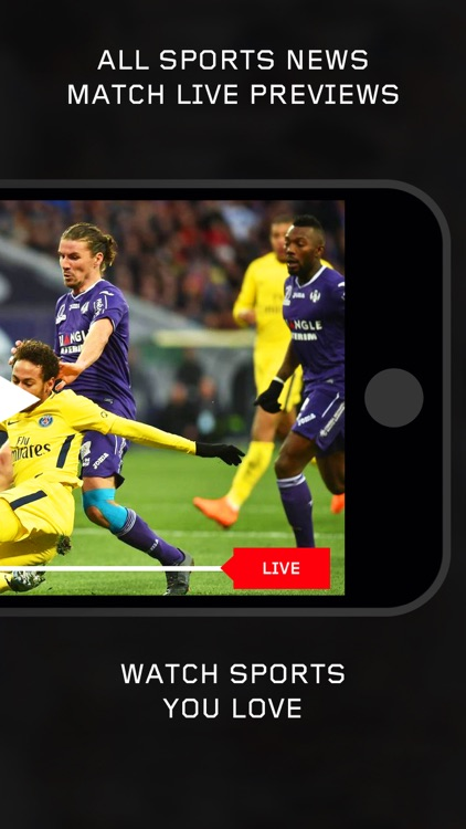 All Sports TV Live Streaming
