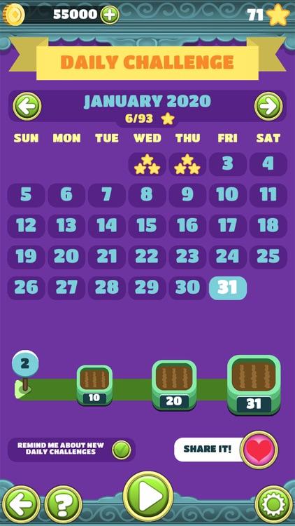 Mahjong Flower Garden Puzzle screenshot-3