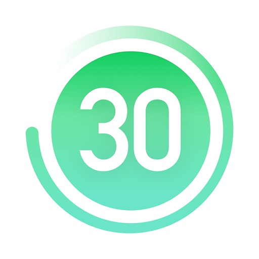 30 Day Fitness Challenge Home