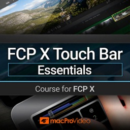 Touch Bar Guide for FCP X