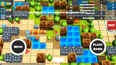 Boom Arena: Multiplayer Bomber screenshot 2