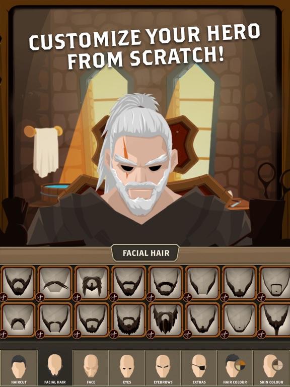 Questland: Turn Based RPG для iPad